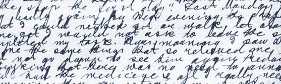 Emma Goldman Manuscript Image