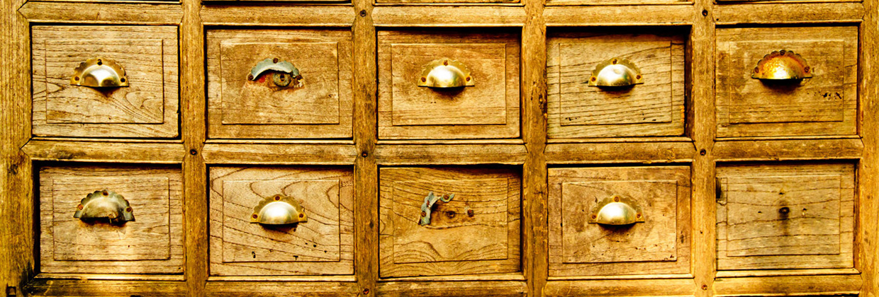 Archive Drawers Image
