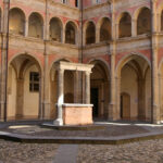 University of Bologna Courtyard