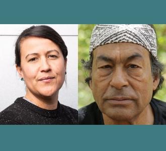 Natalie Diaz and Ailton Krenak: On Borderlands