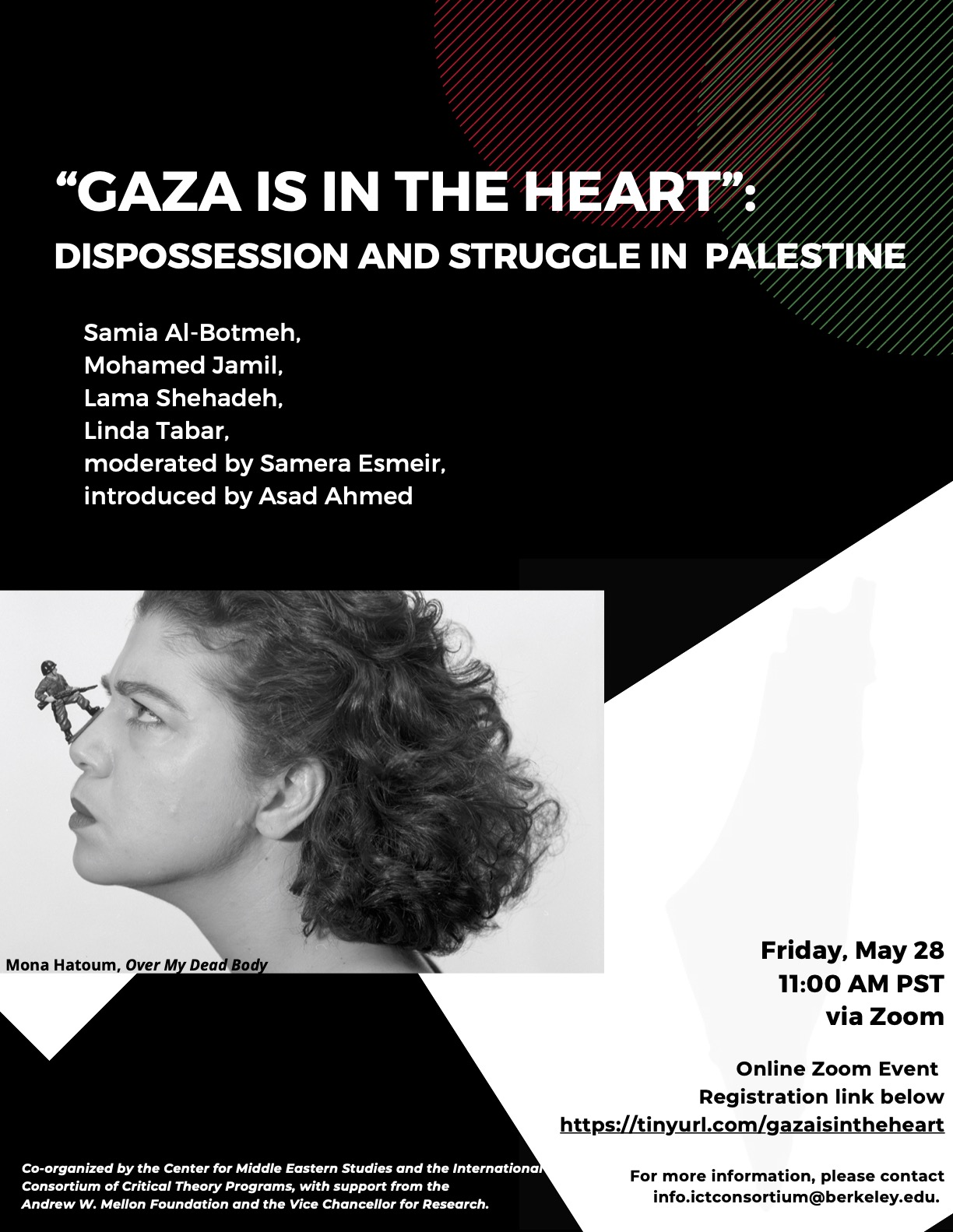 """""""Gaza is in the Heart"""": Dispossession and Struggle in Palestine"""